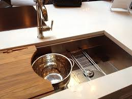 Kitchen Of The Year By Mick De Giulio Features The Kallista - Small sink kitchen