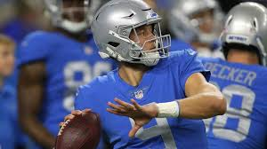 matthew stafford sets nfl thanksgiving day passing record nfl