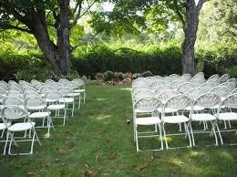white wedding chairs wedding rentals