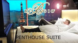 Bellagio Floor Plans Las Vegas Bellagio Las Vegas Penthouse Suite Tour Youtube
