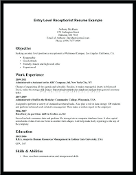 high school resume exles no experience receptionist resume sle no experience free resume template for