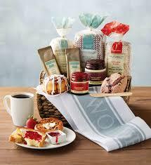 bakery gift baskets deluxe bakery gift basket wolferman s
