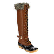 womens quatro boots skellerup frq4 quatro insulated 16 knee size boots ebay
