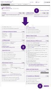 bureau fedex how to complete international shipping documentation fedex