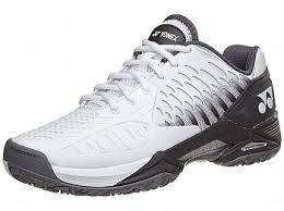 tennis warehouse black friday yonex power cushion eclipsion white black men u0027s shoe
