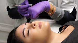 Semi Permanent Tattoo Eyebrows Microblading My Eyebrows Semi Permanent Eyebrow Tattoo Youtube