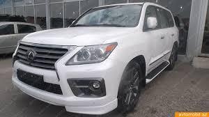 lexus 570 lx 2015 lexus lx 570 car 2015 120000 gasoline transmission