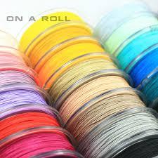 thread cord bracelet images 0 5mm nylon cord thread chinese knot macrame cord bracelet braided jpg