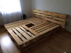 Pallet Platform Bed Whole Pallet Platform Bed 150 Wonderful Pallet Furniture Ideas