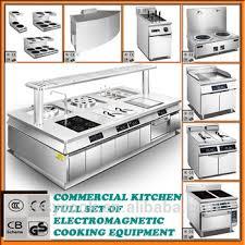 equipement cuisine commercial électrique commerciale équipement de cuisine hôtel de cuisson en