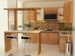 adorable modular kitchen design ideas with l shape and comely red