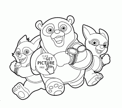 coloring pages mesmerizing oso coloring pages special agent oso