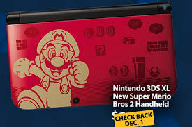 nintendo 3ds xl black friday sales walmart u0027s cyber monday sale includes a great ps4 bundle and