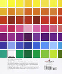 Pantone Color Pallete Pantone Colours Amazon Co Uk Pantone Llc 9781419703294 Books
