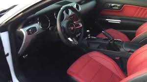 mustang 2015 inside 2015 mustang gt premium vehicle interior