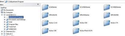 resetter epson l120 error communication how to run adjustment program for epson printers whitout error for