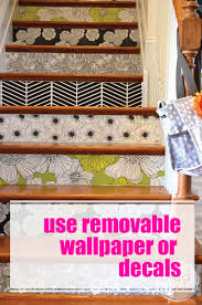 Temporary Fabric Wallpaper by Fun Temporary Decorating Solutions