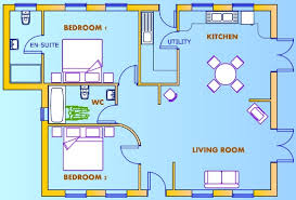 how to draw floor plans for a house exle of a floor plan for house homes zone