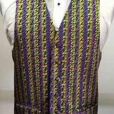 mardi gras vests mardi gras vest and bow tie retail archives s tuxedo