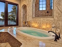 mediterranean bathroom ideas luxurious master bath scheme plans