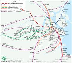 Hobby Airport Map University Of Essex Professor Reconfigures Mbta Maps With New Designs