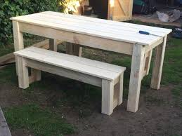 Outdoor Pallet Table Pallet Patio Table Interior Design
