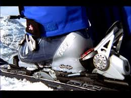 ski boot sports equipment winter sports hd stock video 155