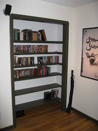 Idea Bookshelves Battlestation Office Moving House And Closet Library