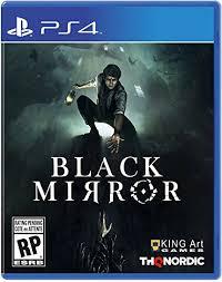 amazon com playstation 4 black amazon com black mirror ps4 playstation 4 video games