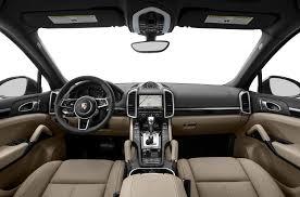 porsche cayenne 2016 interior 2016 porsche cayenne price photos reviews u0026 features