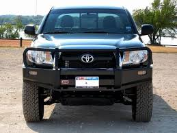 2006 toyota tacoma bull bar toyota tacoma 2005 2011 front and rear bumpers