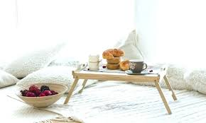 breakfast in bed table rolling bed desk bed table sliding bed desk rolling bed desk for