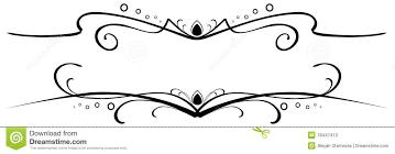 scroll ornaments stock illustrations 282 scroll