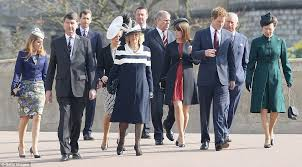 royals regium royal family attended a thanksgiving
