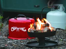 amazon com camco 58031 u201clittle red campfire u201d portable propane