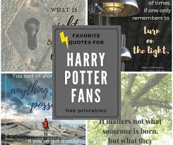 printable history quotes printable quotes for harry potter fans movie club mondays