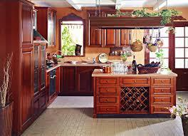 kitchen island with wine storage kitchen cabinet country cherry kitchen cabinet with hanging pot