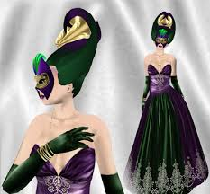 mardi gras king and costumes illusions mardi gras king and