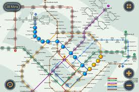 Map Route Singapore Mrt Map Route Subway Metro Transport Android Apps On