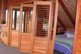 contemporary shutter between rooms interior shutters santa fe