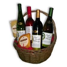 wine basket wine exle hazel deans provisions