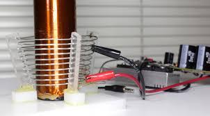 tesla coil tesla coil electroboom