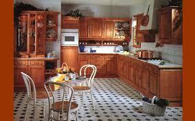 cuisines rustiques bois realisation bois