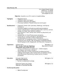 new grad rn resume exles entry level rn resume exles