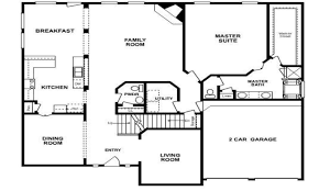 five bedroom house floor plans 6 bedroom ranch house plans 5
