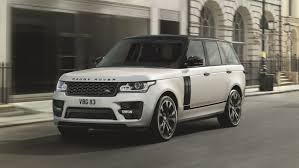 hse land rover 2017 land rover range rover reviews specs u0026 prices top speed