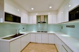 Kitchen Cabinet Doors With Glass Fantastic Modern Glass Cabinet Doors With Kitchen Best Modern