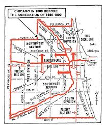 12th ward chicago map chicago numbering