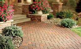 How To Build A Stone Patio by How To Lay A Paver Patio Or Walkway