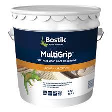 shop bostik multi grip white flooring adhesive flooring